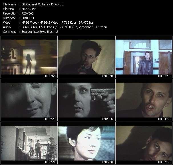 Cabaret Voltaire video screenshot