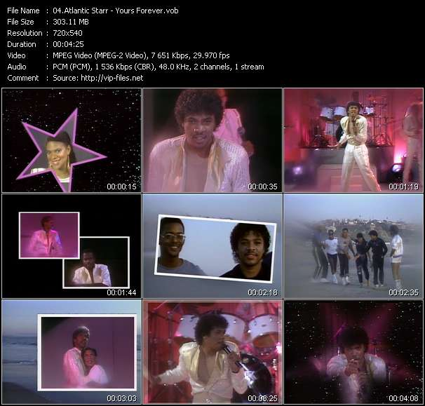 Atlantic Starr video screenshot