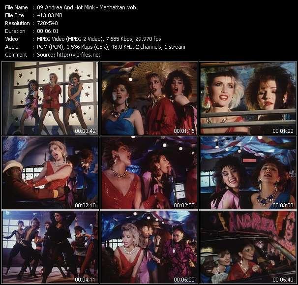 Andrea And Hot Mink video screenshot