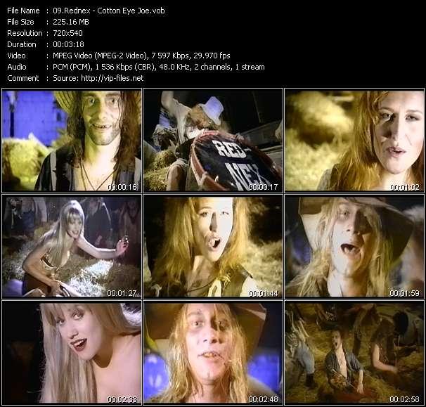 Rednex video screenshot