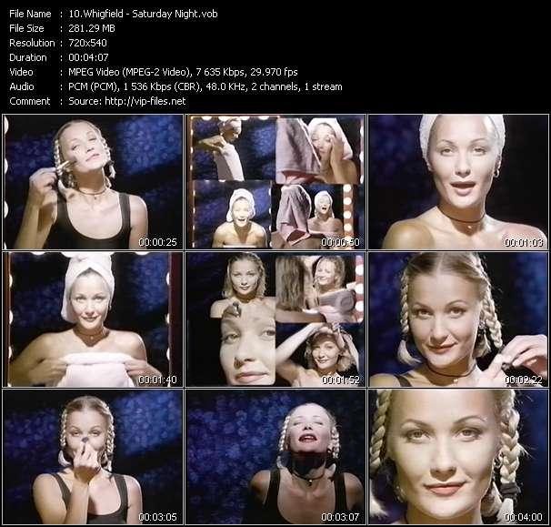 Whigfield video screenshot
