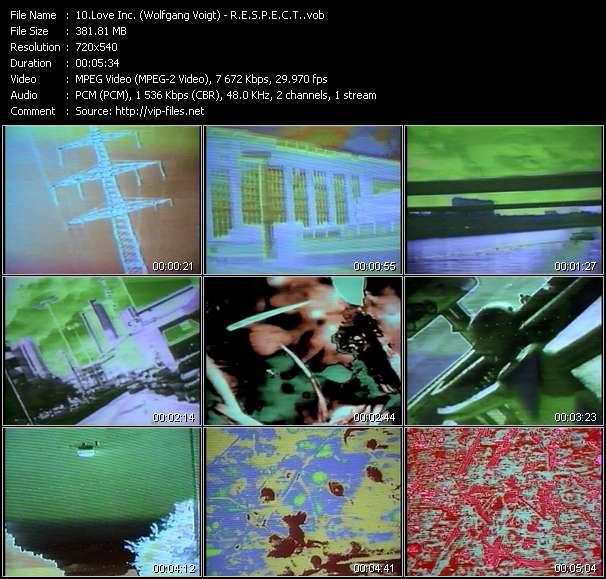 Love Inc. (Wolfgang Voigt) video screenshot