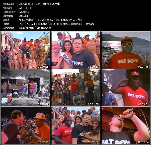 Fat Boys video screenshot