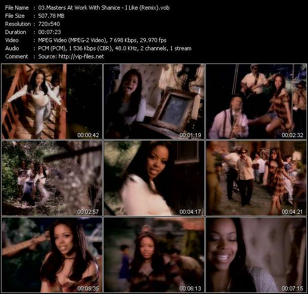 Masters At Work With Shanice video screenshot