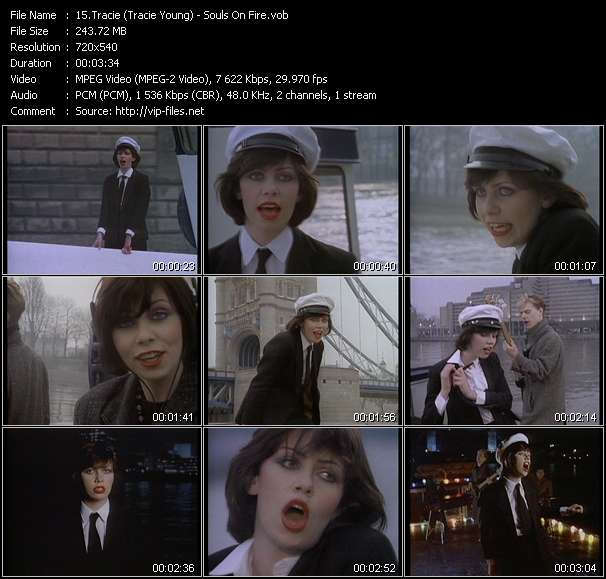 Tracie (Tracie Young) video screenshot