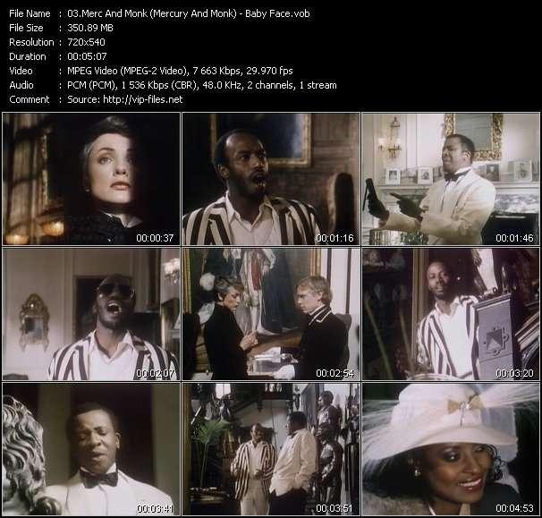 Merc And Monk (Mercury And Monk) video screenshot