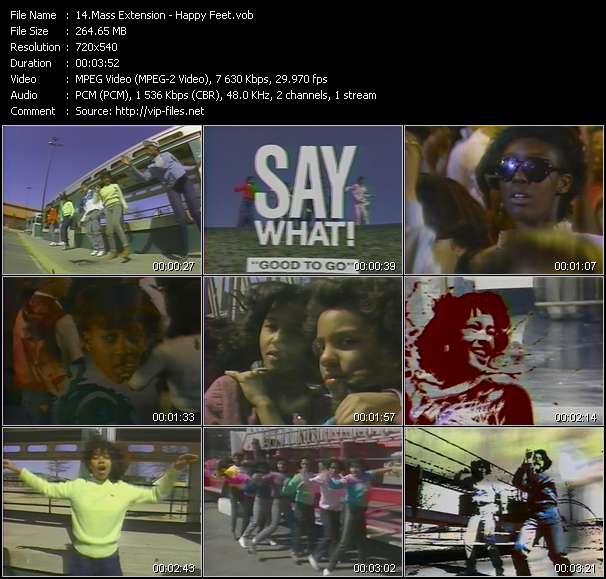 Mass Extension video screenshot