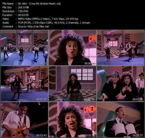 Jets video screenshot