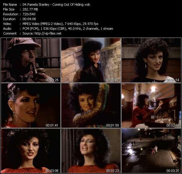 Pamela Stanley video screenshot