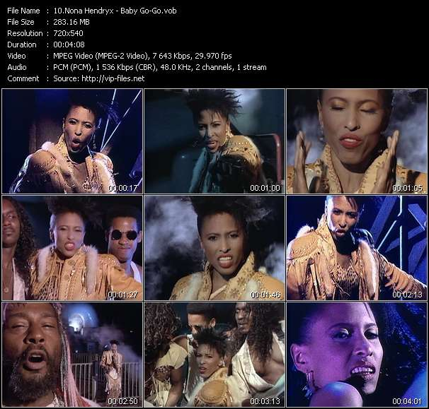 Nona Hendryx video screenshot
