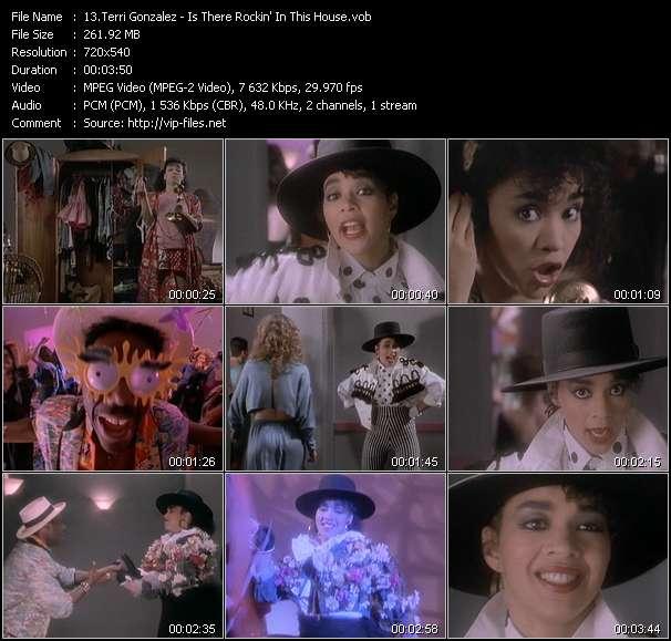 Terri Gonzalez video screenshot