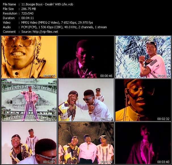 Boogie Boys video screenshot