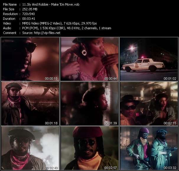 Sly And Robbie video screenshot