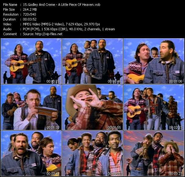 Godley And Creme video screenshot