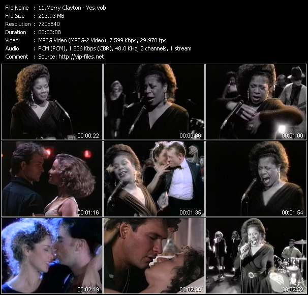 Merry Clayton video screenshot