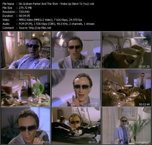 Graham Parker And The Shot video screenshot
