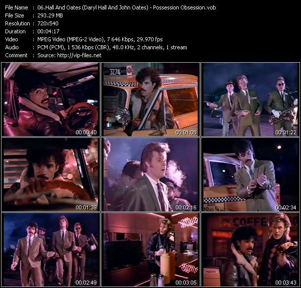 Hall And Oates (Daryl Hall And John Oates) video screenshot