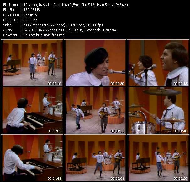 Young Rascals video screenshot