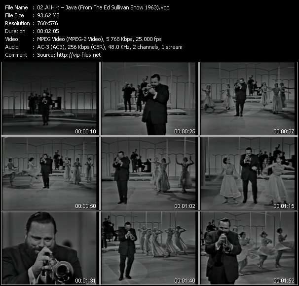 Al Hirt video screenshot