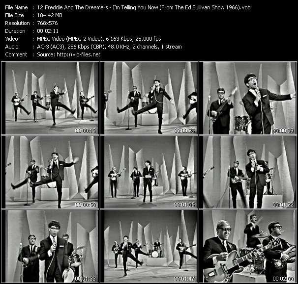 Freddie And The Dreamers video screenshot