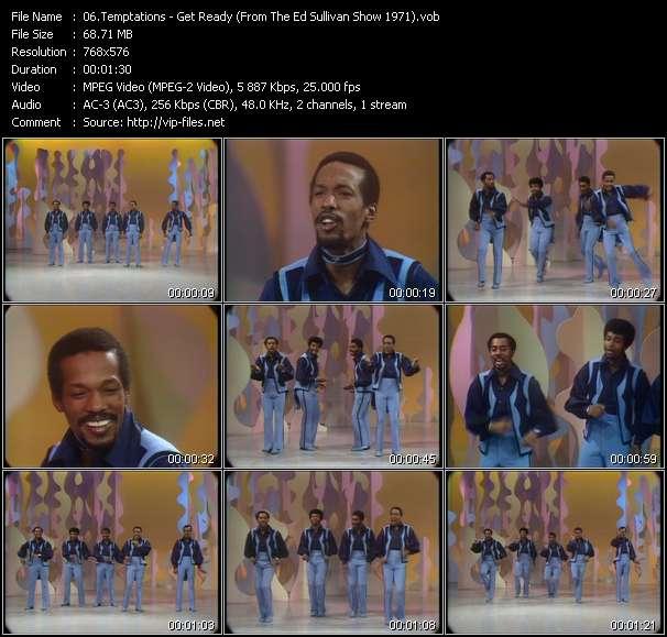 Temptations video screenshot