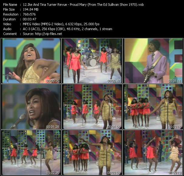 Ike And Tina Turner Revue video screenshot