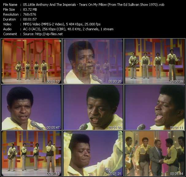 Little Anthony And The Imperials video screenshot