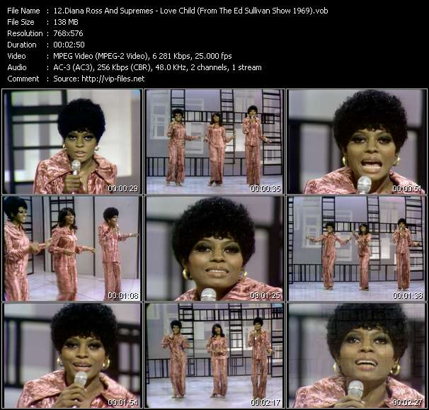 Diana Ross And Supremes video screenshot
