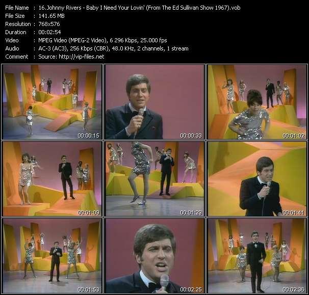 Johnny Rivers video screenshot