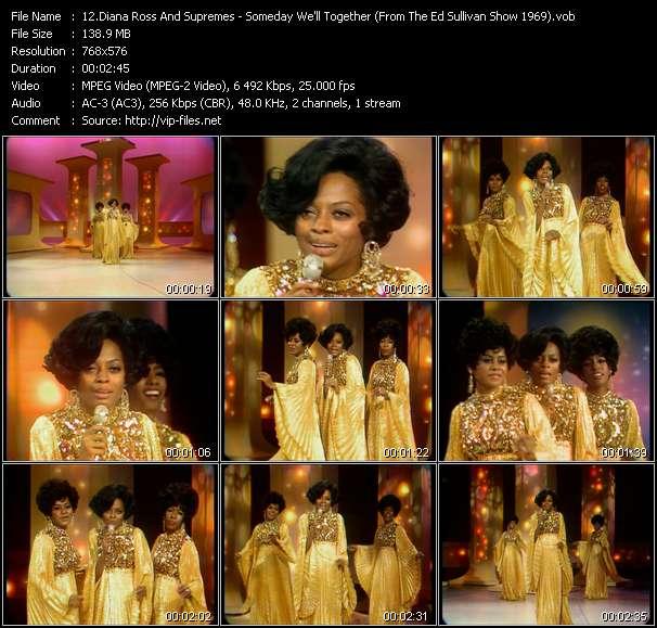 Diana Ross And Supremes video screenshot