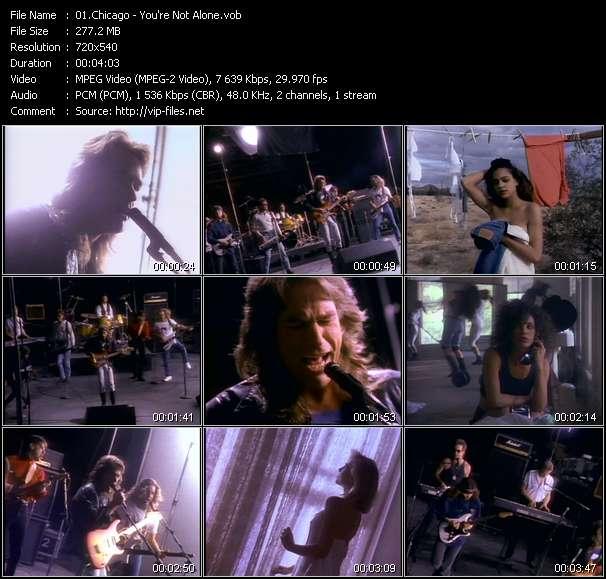 Chicago video screenshot