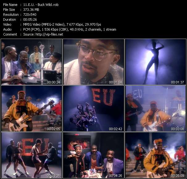 E.U. video screenshot