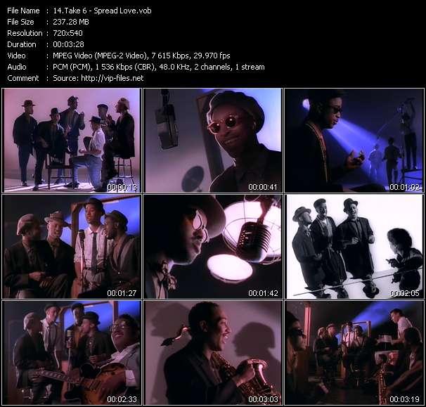 Take 6 video screenshot