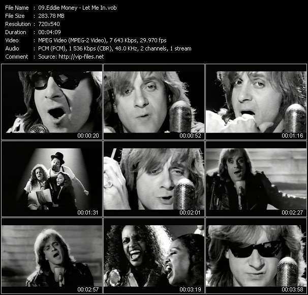 Eddie Money video screenshot