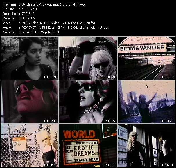 Sleeping Pills video screenshot
