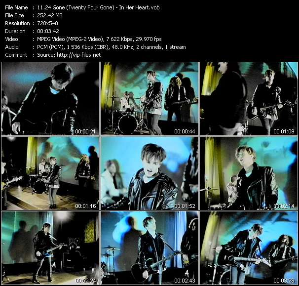 24 Gone (Twenty Four Gone) video screenshot