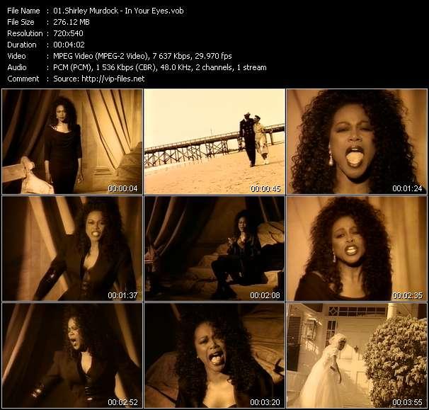 Shirley Murdock video screenshot