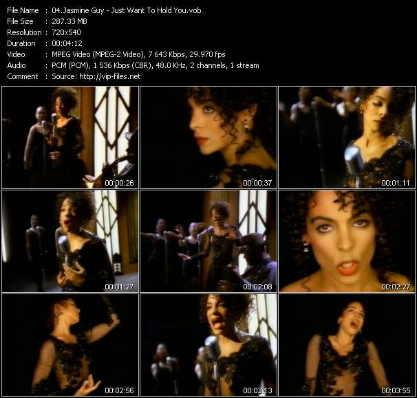 Jasmine Guy video screenshot