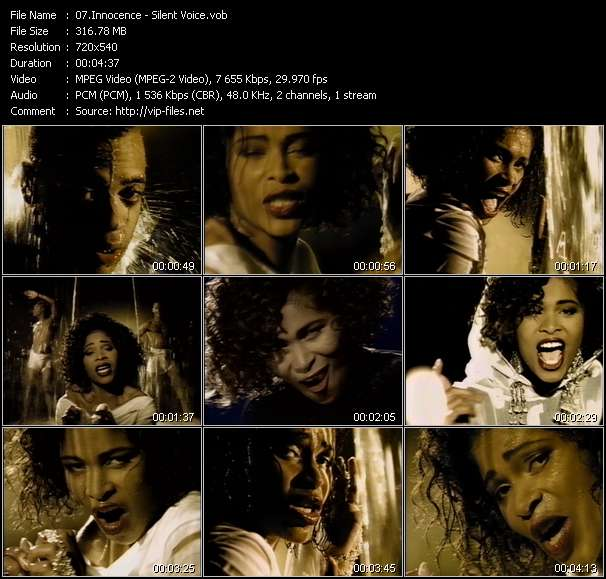 Innocence video screenshot