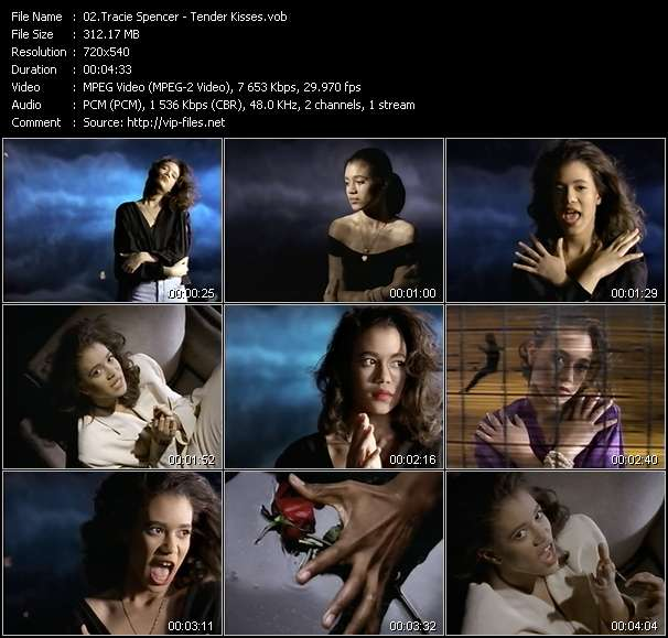 Tracie Spencer video screenshot