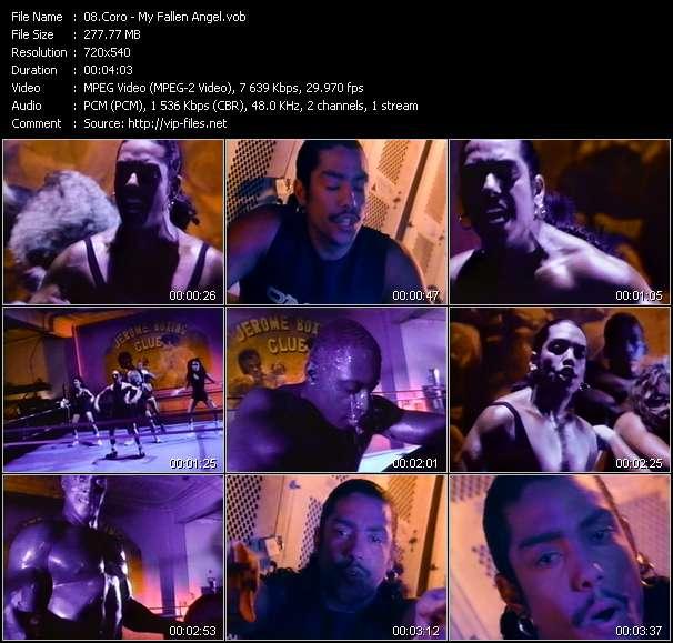 Coro video screenshot