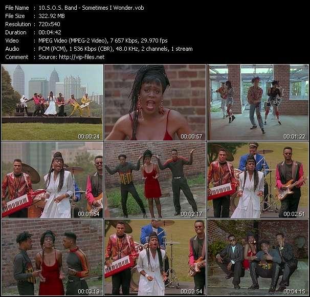 S.O.S. Band video screenshot