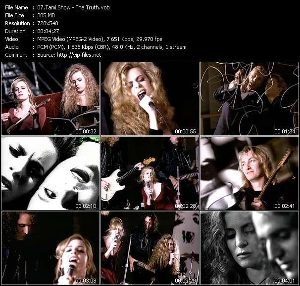 Tami Show video screenshot