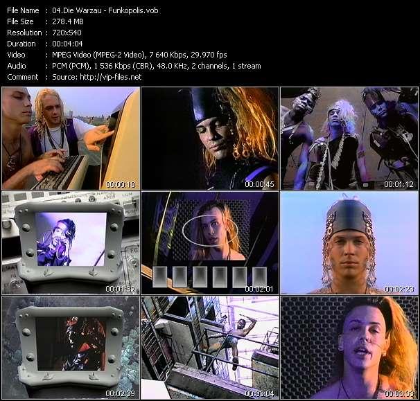 Die Warzau video screenshot