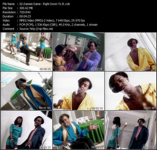 Damian Dame video screenshot