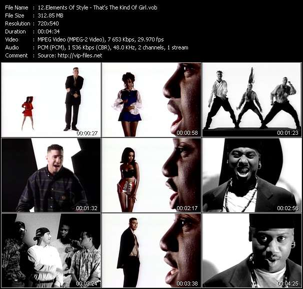 Elements Of Style video screenshot