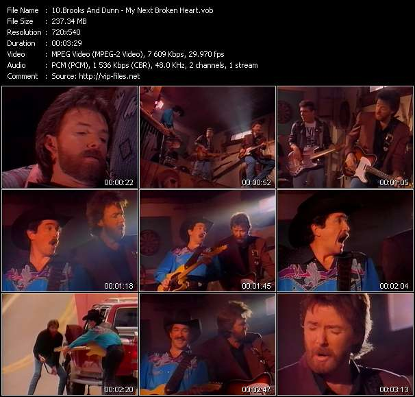 Brooks And Dunn video screenshot