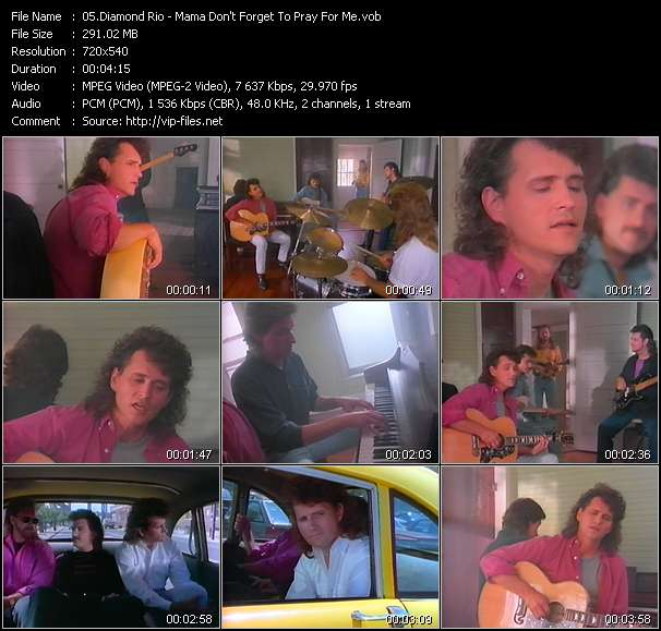 Diamond Rio video screenshot