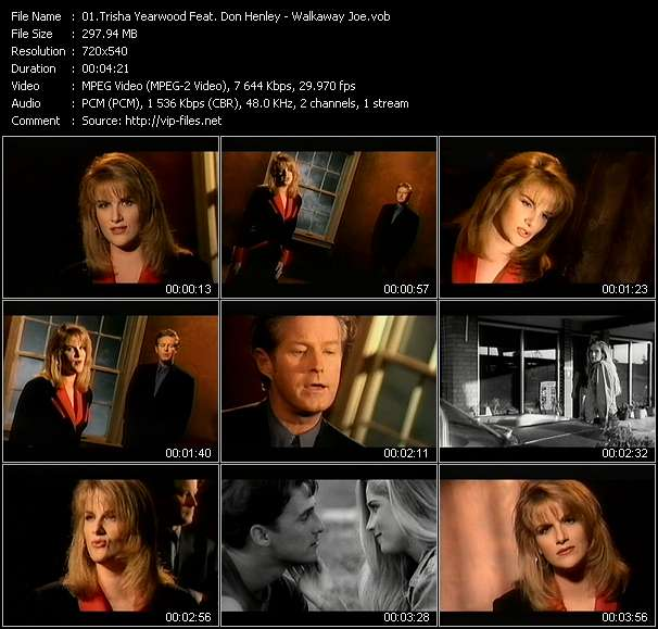 Trisha Yearwood Feat. Don Henley video screenshot