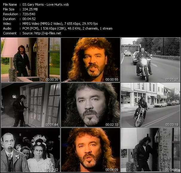 Gary Morris video screenshot
